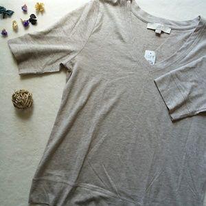 [Loft] Short Sleeve Top